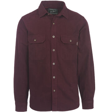 Woolrich Men's Big & Tall Expedition Chamois Long-Sleeve ...