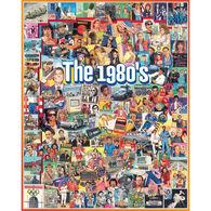 White Mountain Jigsaw Puzzle - The Eighties
