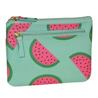 Buxton Women's Fruit Pik-Me-Ups Large ID Coin Card Case