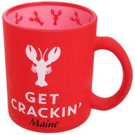 Cape Shore Maine Lobster - Get Crackin' Velvet Mug