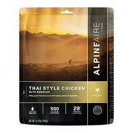 AlpineAire Thai Style Chicken w/ Noodles Meal - 2 Servings