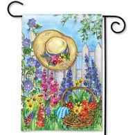 BreezeArt Springtime Beauty Garden Flag