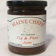Maine Chefs Fig And Pear Jam