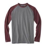 Tasc Performance Men's Carrollton Blocked Long-Sleeve Fitness T-Shirt