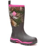 Muck Boot Women's Woody PK Fleece-Lined Hunting Boot