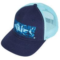 Vineyard Vines Men's Shadow Tuna Trucker Hat