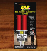 Hareline Zap Quick Set Epoxy Fly Tying Adhesive