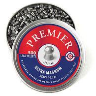 Crosman Premier 177 Cal. 10.5 Grain Ultra Magnum Domed Lead Pellet (500)