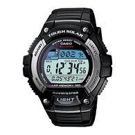 Casio 120-Lap Memory WS220-1AV Solar-Powered Watch