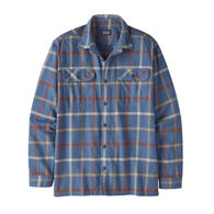 Patagonia Men's Organic Cotton Midweight Fjord Flannel Long-Sleeve Shirt