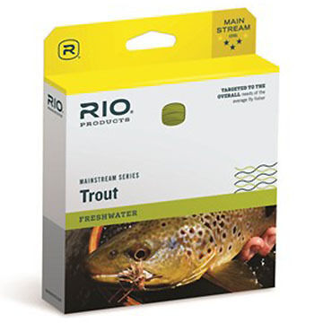 RIO Mainstream Trout DT Floating Fly Line