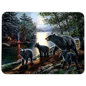 Rivers Edge Bears Cutting Board