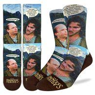 Good Luck Sock Men's The Princess Bride Inconceivable Crew Sock