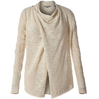 Royal Robbins Women's Tupelo Slub Cardi Top