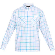 Under Armour Men's UA Tide Chaser Plaid Long-Sleeve Shirt