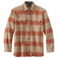 Pendleton Men's Doublesoft Driftwood Long-Sleeve Shirt