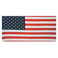Sola American Flag Beach Towel
