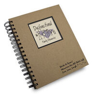 "Journals Unlimited ""Write It Down!"" Dysfunctional Family Memories Journal"