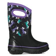 Bogs Girls' Classic Unicorn Waterproof Insulated Winter Boot