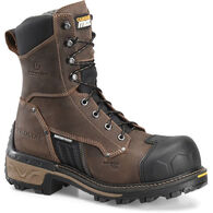 "Carolina Shoe Men's 8"" Maximus 2.0 Waterproof Composite Toe Logger Work Boot"