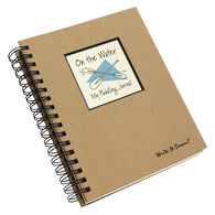 """Journals Unlimited """"Write it Down!"""" Paddling Journal"""