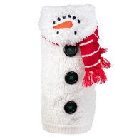 The Worthy Dog Snowman Dog Hoodie Sweater