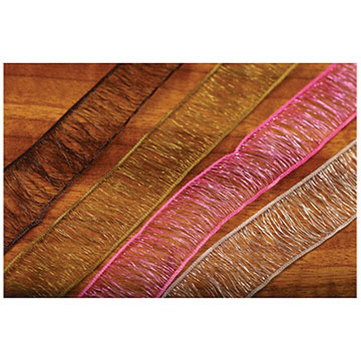 Hareline pseudo hackle fly tying material kittery for Fly fishing materials