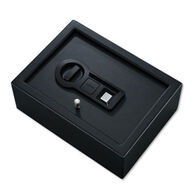 Stack-On Small Drawer Biometric Lock Safe