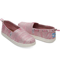 TOMS Girl's Bimini Slip-On Shoe
