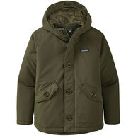 Patagonia Boy's Insulated Isthmus Jacket