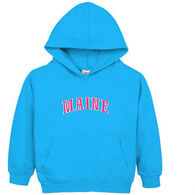 ESY Youth Embroidered Maine Hoodie