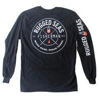 Rugged Seas Men's Rugged Long-Sleeve T-Shirt