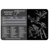 TekMat Ruger Mark III Handgun Cleaning Mat