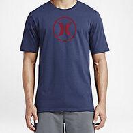 Hurley Men's Icon Dri-Fit Short-Sleeve T-Shirt
