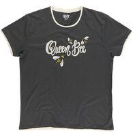 Lazy One Women's Queen Bee Sleep Short-Sleeve T-Shirt