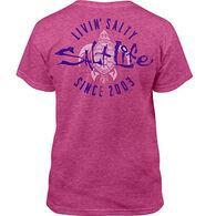 Salt Life Youth Living Salty Short-Sleeve T-Shirt