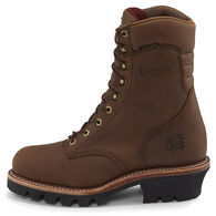 Chippewa Men's Limited Edition Crazy Horse Leather Super Logger Insulated Steel Toe Work Boot