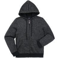 Kenpo Women's i5 Full Zip Hooded Sweater Fleece Jacket