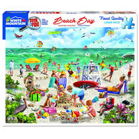 White Mountain Seek & Find Jigsaw Puzzle - Beach Day