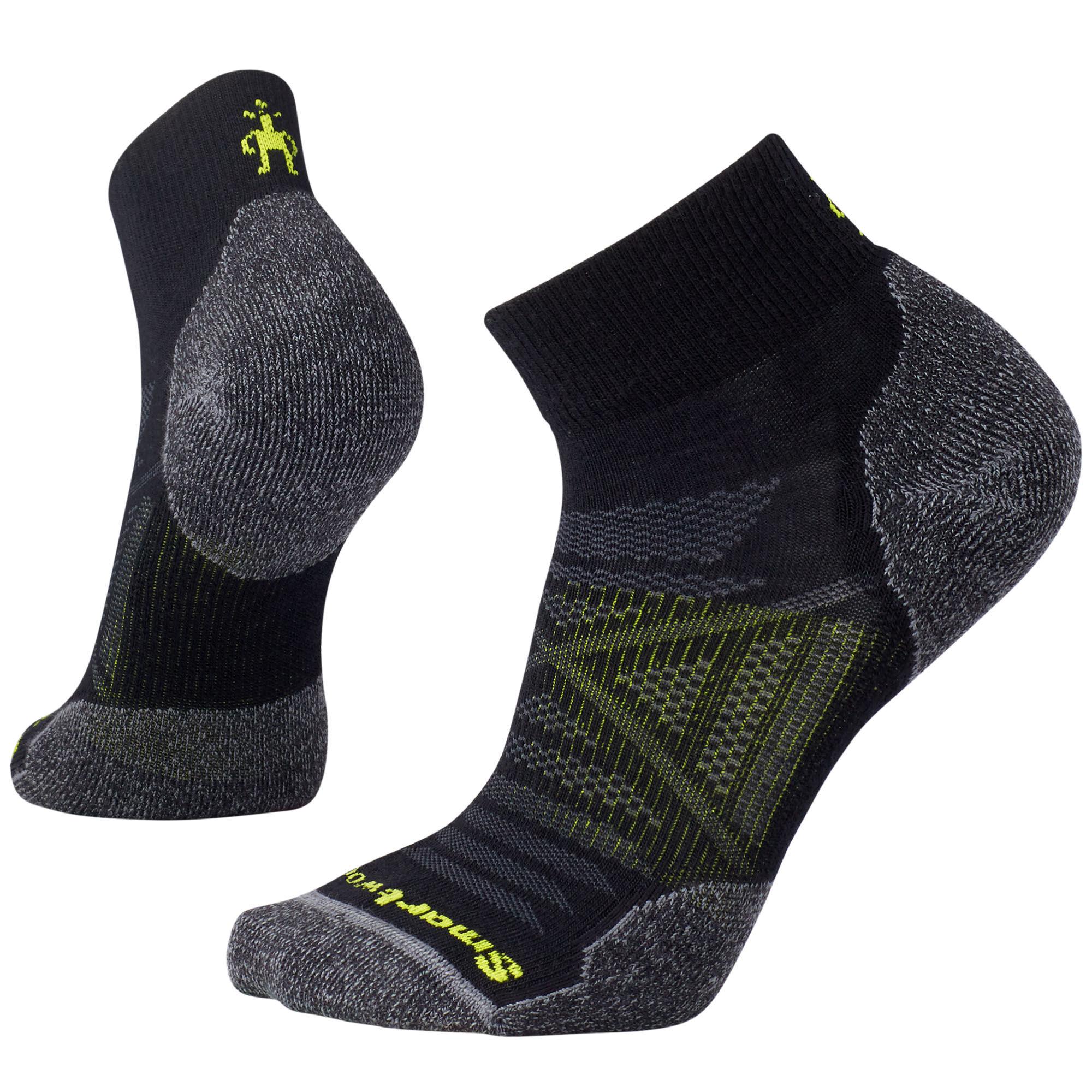 Thorlo Mens Green Ultra Light Hiker Crew Outdoors Sports Walking Hiking Socks