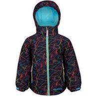 Boulder Gear Toddler Girl's Daffodil Jacket
