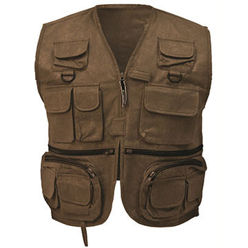 Frogg Toggs Mens Cascades Classic50 Fly Vest
