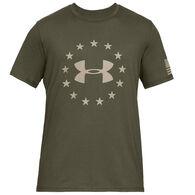 Under Armour Men's UA Freedom Logo Short-Sleeve T-Shirt