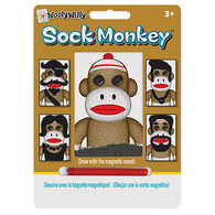 PlayMonster Sock Monkey Wooly Willy Game