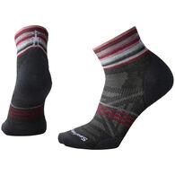 SmartWool Women's PhD Outdoor Ultra Light Pattern Mini Sock