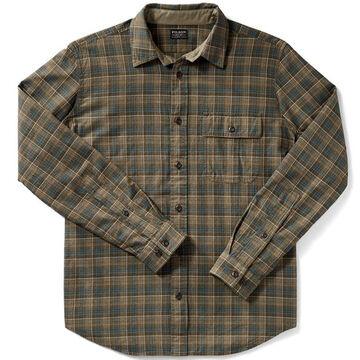 Filson Mens Rustic Oxford Long-Sleeve Shirt
