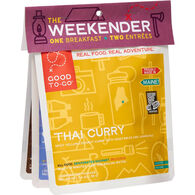 Good To-Go The Weekender #1 Variety Pack