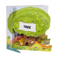 Tree Board Book by Petra Bartikova