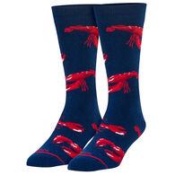 Odd Sox Unisex Lobsters Crew Sock
