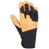 Carhartt Men's Lined Dex Cow Grain Glove